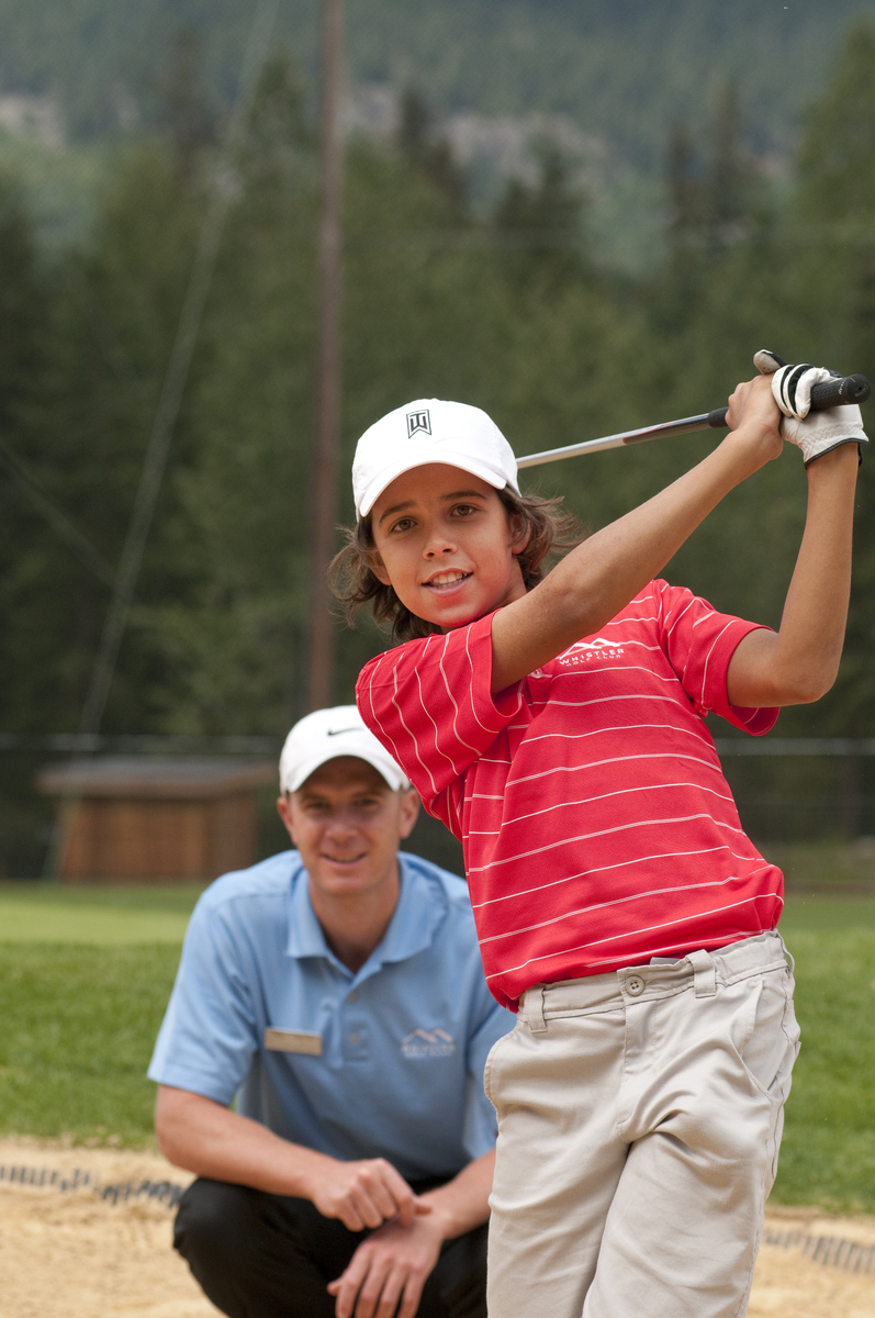 Whistler Golf Club Junior camps