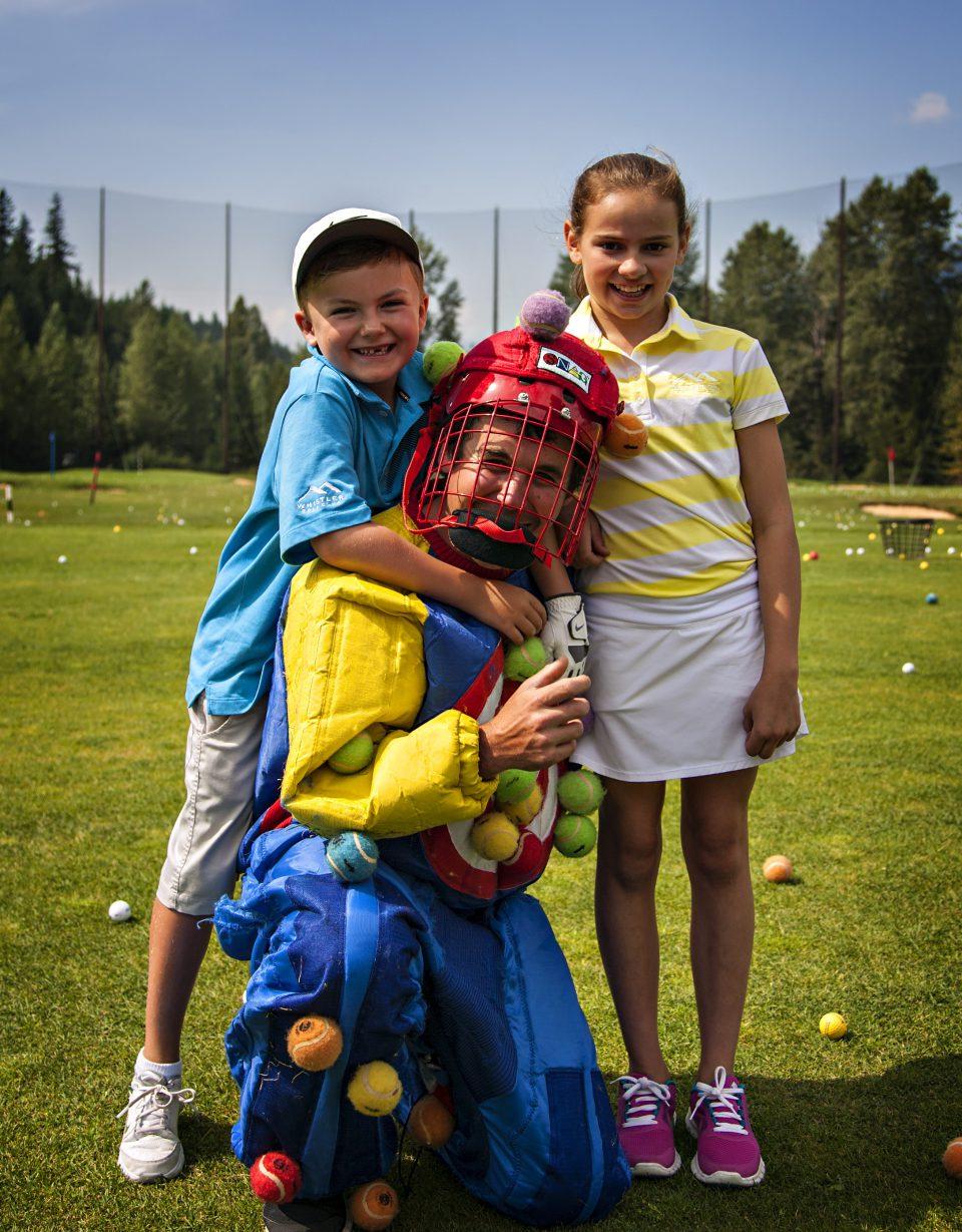Kids golf 7659
