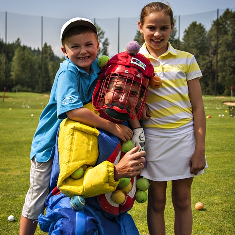 Whistler Golf Junior Clinics